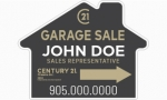 image for Garage Sale Directional Sign - HGS