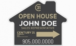image for Open House Directional Signs - HOH