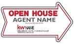 image for Open House Directional Sign - AOH