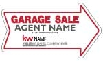image for Garage Sale Directional Sign - AGS