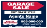 image for Slide in Garage Sale signs - RXGS